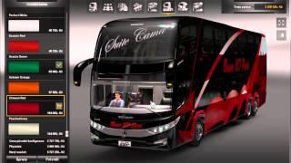 getlinkyoutube.com-Euro truck simulator Mod Bus+download