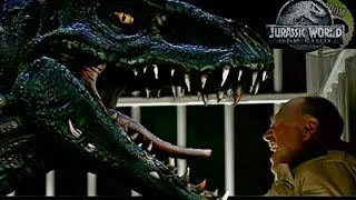 The Dangers Of Selling The Indoraptor | Jurassic World 2 Speculation