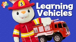 getlinkyoutube.com-Surprise Toys for Kids | Car Toy Unboxing - Firetruck | Fun Toy Videos for Toddlers | BabyFirst