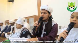 getlinkyoutube.com-Maahad Tahfiz Ibnu Sina - Qasidah Radhiallah Anhumu