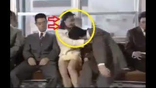 2 Kakek Jepang Genit Saling Berebut T3t3k