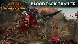 Total War: WARHAMMER II - Blood for the Blood God 2 Trailer
