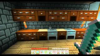 getlinkyoutube.com-Esta es Nuestra casa | Minecraft con Romi