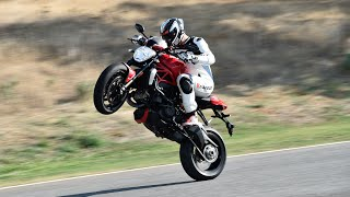 getlinkyoutube.com-2016 Ducati Monster 1200 R - Cycle News