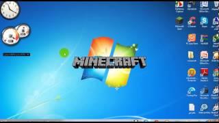 getlinkyoutube.com-حل مشكلة كرت شاشة لماين كرافت او اي لعبة windows 7