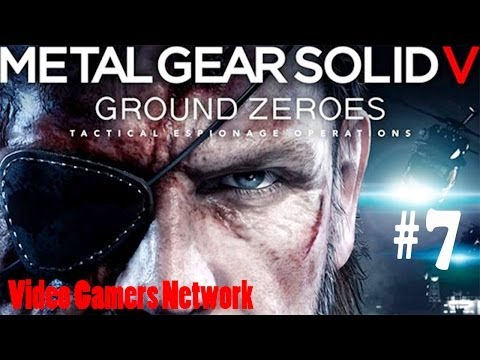 Metal Gear Solid 5: Ground Zeroes Gameplay Walkthrough Part 7