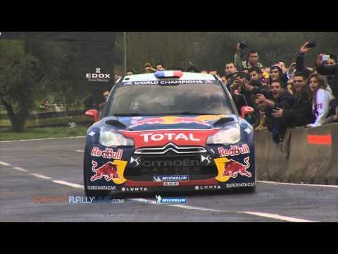 Leg 2 - 2012 WRC Rally de Espana - Best-of-RallyLive.com