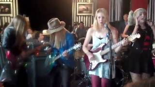 The School of Rock plays Gimme Shelter with Special guest star Orianthi