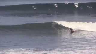 getlinkyoutube.com-Sunset Cliffs surfing January 25, 2014