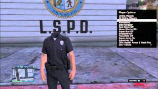getlinkyoutube.com-GTA 5 - How To Remove Head / Invisible Head LTS SPRX & Apii Intense + Info DL Link