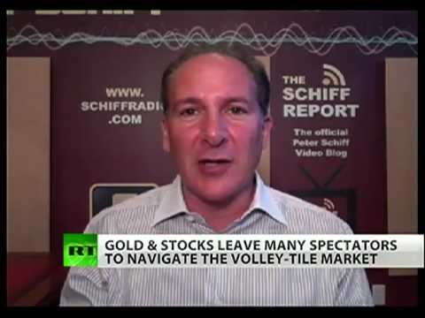 Peter Schiff: No ceiling for gold prices