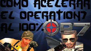 getlinkyoutube.com-Como Acelerar el Operation7 al Maximo! - Quitar el Lag al 100% - Juega sin Lag