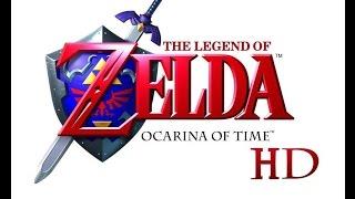 getlinkyoutube.com-Zelda Ocarina of time HD - Texturas en alta definición