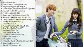getlinkyoutube.com-►Best Song Of K-PoP Drama OST 2016.•*¨*•☆Good Mood Jukebox Greatest Hits 2016 Korean Dramas OST