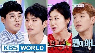 getlinkyoutube.com-Hello Counselor - La Miran, Lee Yikyung, Park Kwangsun, Kwon Hyeoksoo [ENG/2016.07.11]