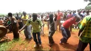 sebene la nguvu kwa vijana wa kijiji cha Janda,Mkoani Kigoma