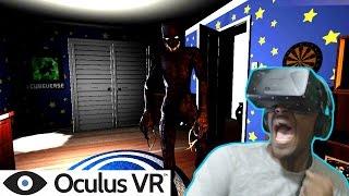 getlinkyoutube.com-WHY DID I GET BACK ON THIS GAME?? | Boogeyman VR Oculus Rift Horror Game | DK2