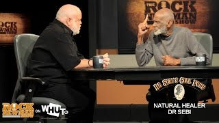 getlinkyoutube.com-DR SEBI on The Rock Newman Show