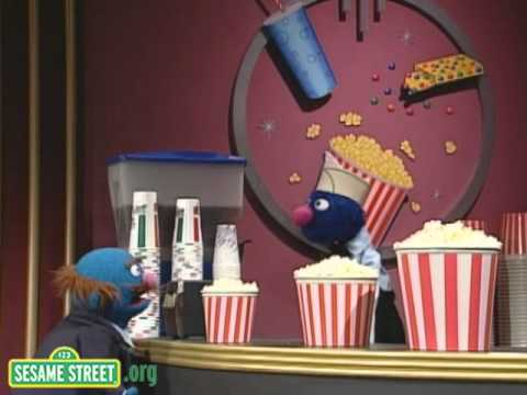 Sesame Street: Grover At the Movies