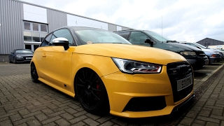 getlinkyoutube.com-Savage Audi S1 First Impressions and Review