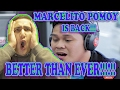 Marcelito Pomoy sings Power of Love Celine Dion *SHOCKING REACTION*