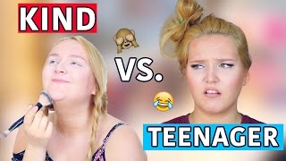 KIND vs. TEENAGER - MORGENROUTINE + 100K VERLOSUNG (BEENDET) | Annaxo