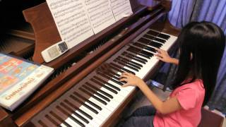 getlinkyoutube.com-Mozart: Alla Turca (Turkish March) - Kiki Lin, Piano