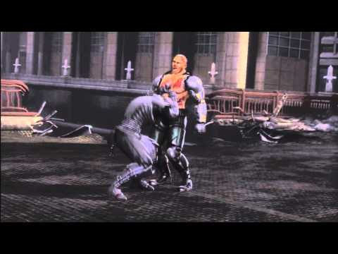 Mortal Kombat 9 - 2011 -  Noob Saibot All fatalities and Babality