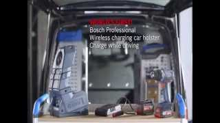 getlinkyoutube.com-Bosch Wireless Charging Car Holster from Power Tools UK