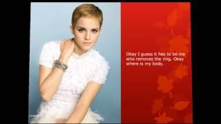 getlinkyoutube.com-1000coinstg presents being Emma Watson