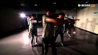 【TFBOYS】練習室版舞蹈solo大公开  第3季第5期 150403