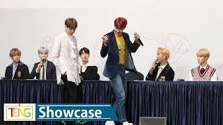 BTS(방탄소년단) 'DNA' Showcase -TALK- (쇼케이스, 토크, LOVE YOURSELF 承 Her, MIC Drop)