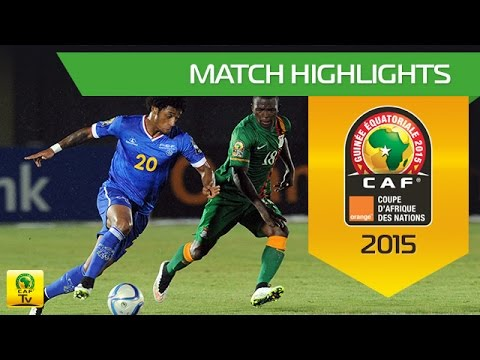 Cape Verde vs Zambia AFCON 2015