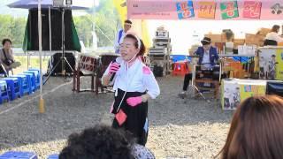 15 05 01 산청한방약초축제 테마예술단 깡통과 고하자의 품바나라 고하자품바님공연 12 사랑아