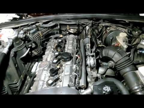 Приехали часть 1 замена мотора VOLVO 960 S90