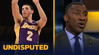 Shannon Sharpe explains why he was unimpressed with Lonzo against the Warriors | UNDISPUTED