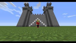 getlinkyoutube.com-Como Hacer Un Castillo En Minecraft Facil