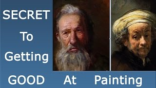 getlinkyoutube.com-How to get really good at oil painting