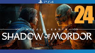 getlinkyoutube.com-Middle-Earth: Shadow of Mordor 100% Walkthrough Part 24 | No Commentary