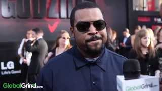 Ice Cube Talks Kevin Hart & Mike Epps Beef