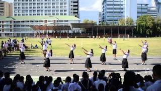 เปิดตัวหลีดเตรียมอุดม 2558 หลีดโรงเรียน