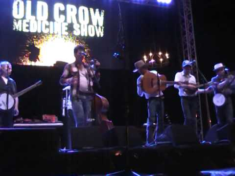 Old Crow Medicine Show at Papa Joe's Banjo-B-Que Music Festival 05/28/2011 (3 of 3)