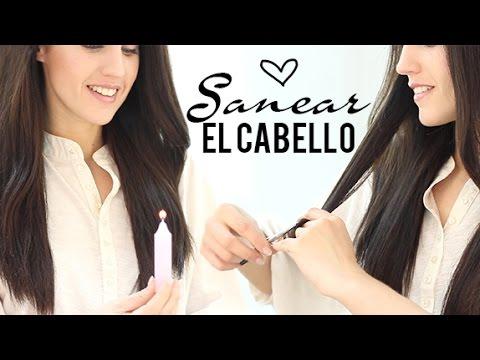 TRUCO: Cómo cortar las puntas del cabello sin perder el largo | Di adiós a las puntas abiertas