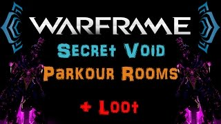 getlinkyoutube.com-[U18.9] Warframe - All Secret Void Parkour rooms - 100% Spawn Chance! [Tips&Tricks] | N00blShowtek