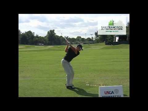 Charl Schwartzel Practice Range Session 2011 16 Shots