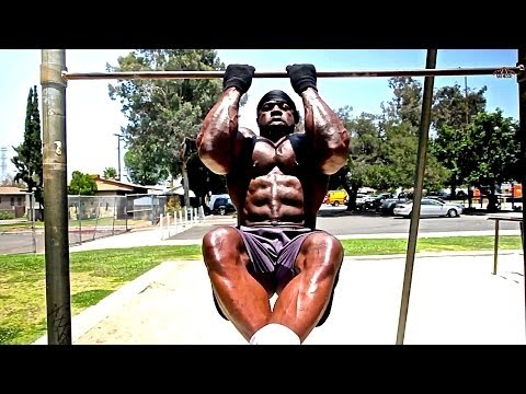 Extreme SIX-PACK ABS Workout w/ @KaliMuscle