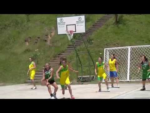 Encuentro de Baloncesto Guatapé-Santa Fe de Antioquia (29 Mayo)