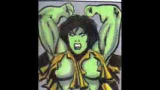 getlinkyoutube.com-She Hulk: Savage Origin Motion Comic