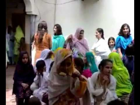 pashto song by girls dance..by khan