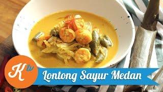 getlinkyoutube.com-Resep Lontong Sayur Medan | ASTRID ENRICKA